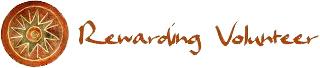 Rewarding Volunteer Logo